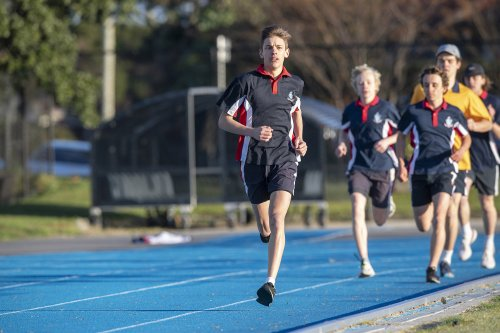 NGS Secondary Athletics 2020